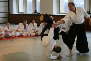 Ранговая система и экзамены в Айкидо